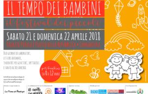 Il festival dei bambini 21 e 22 aprile 2018